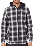 Globe Roused LS Shirt - Camisa, Hombre, Negro(Lead)