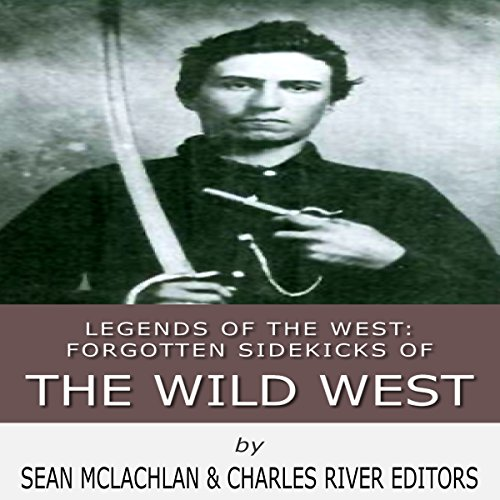 Legends of the West audiobook cover art