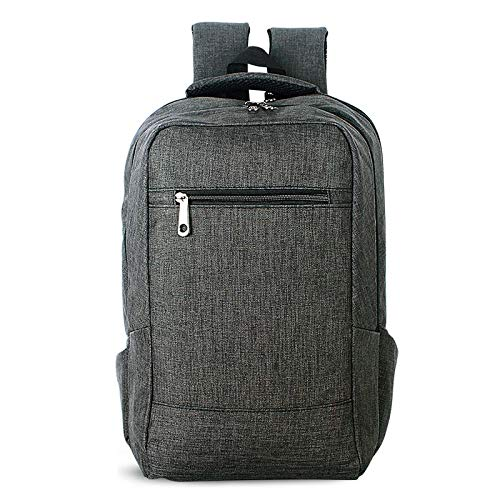 G-rf Laptop Rugzak Universal Multi-Function Canvas Cloth Laptop Computer Schouders zak zaken rugzak Studenten Bag, Maat: 43x28x12cm, for 15,6 inch en onder Macbook, Samsung, Lenovo, Sony, Dell Alienwa