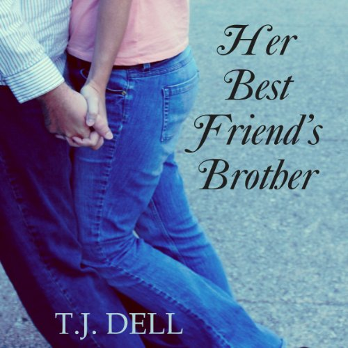 Her Best Friend's Brother audiobook cover art