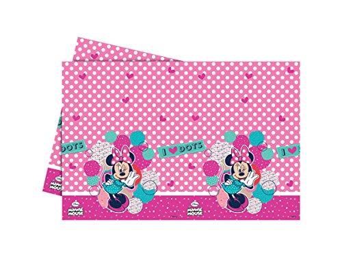 Disney I Love Pois Minnie Mouse Invitations