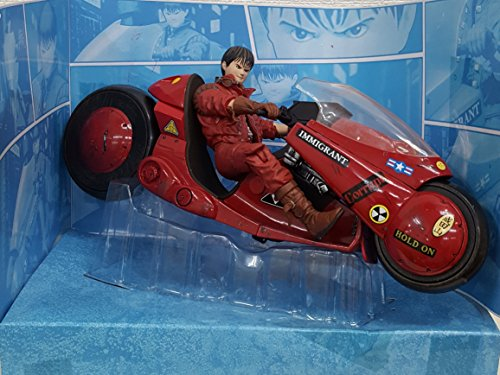 AKIRA KANEDA ON MOTORCYCLE PVC Painted (japan import)