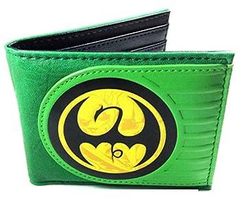 iron fist wallet