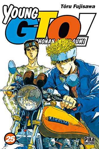 Young GTO T25: Shonan Junai Gumi