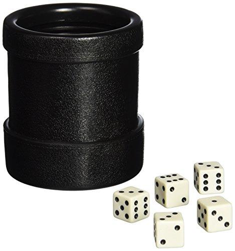 John N. Hansen Lucky Dice und Cup Set
