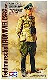TAMIYA 300036305 - 1:16 WWII Figur Feldmarschall Rommel Afrika -