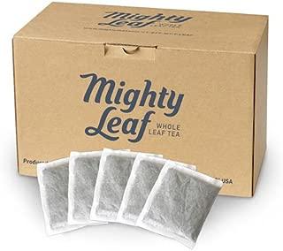 Mighty Leaf Organic Mango Black Iced Tea, Case of 50/1 oz. Filter Bags