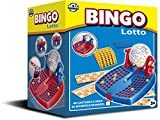 XTURNOS Bingo Lotería con 90 numeros y 48 cartones