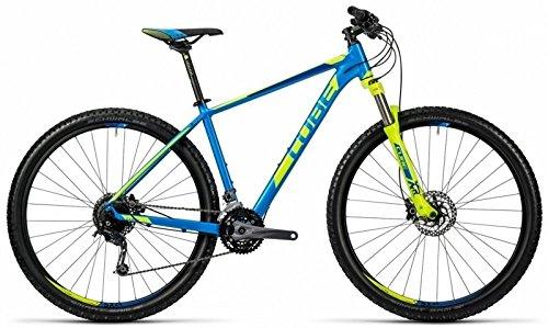 Cube Analog 27.5R Mountain Bike 2016 (blue´n´kiwi, 16