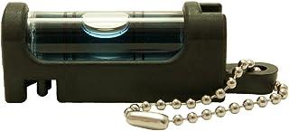アカツキ製作所 (Kod) 携帯気泡管水平器 水平くんプラス ボディ:黒 気泡管:青 SU-BC