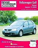 E.T.A.I - Revue Technique Automobile 680 - VOLKSWAGEN GOLF V - 1K - 2003 à 2008