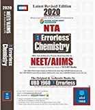 UBD 1960 Errorless Chemistry for NEET/AIIMS Latest 2020 Edition as per Examination by NTA (Volume 1 & 2)(Old Edition)
