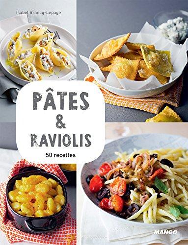 Pâtes & raviolis (Vidéocook) (French Edition)
