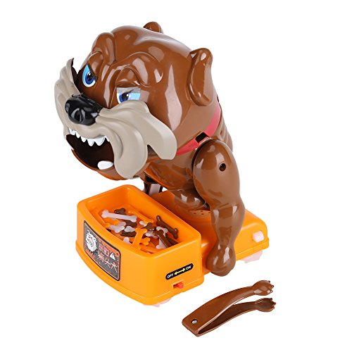 MAGT Jouet pour Chien, Flake Out Bad Dog Bones Cards Tricky Toy Games Parent-Child Kid Play Fun Gift Children Kids Birthday Gift