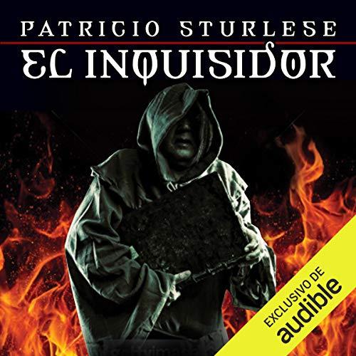 El inquisidor [The Inquisitor] audiobook cover art