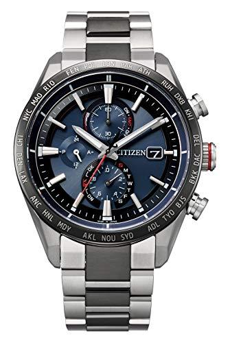 [Citizen] 腕時計 アテッサ AT8186-51L メンズ シルバー