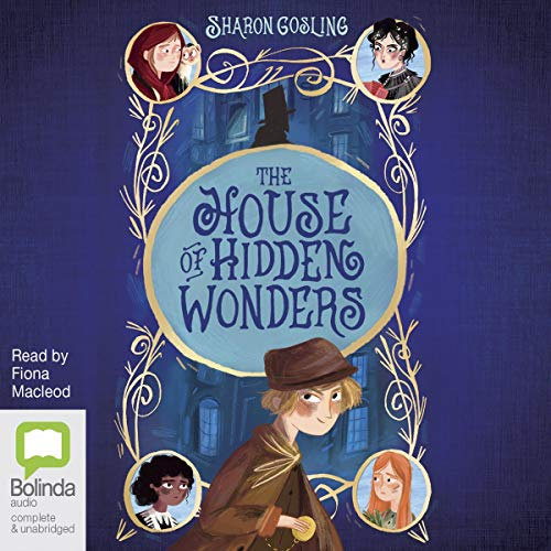The House of Hidden Wonders audiobook cover art
