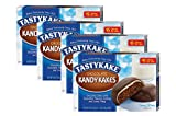 Tastykake Chocolate or Peanut Butter Kandy Kakes Family Size 6 Pack- A...