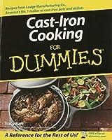 ロッジCBCID鋳鉄料理のダミークックブック