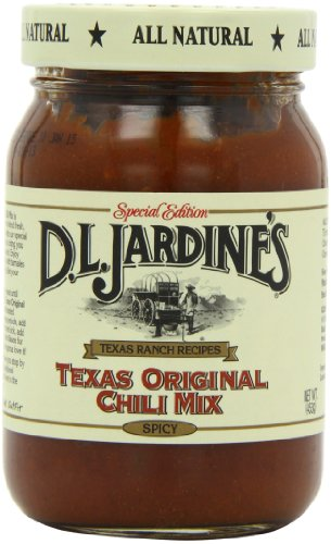 D.L. Jardine's Texas Original Chili Mix SPICY - 453g