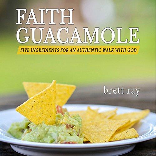 Faith Guacamole audiobook cover art
