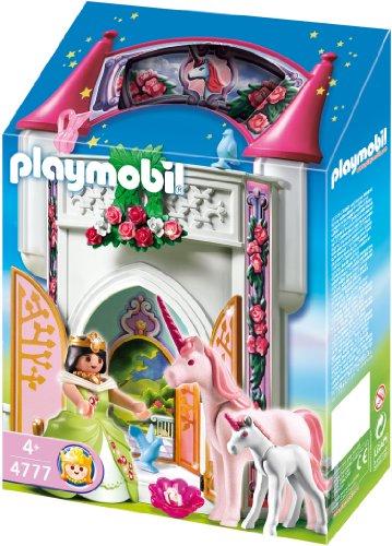 Playmobil 4777 - Einhorntürmchen zum Mitnehmen