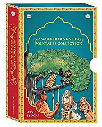 Amar Chitra Katha Folktales Collection