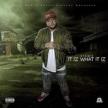 It Iz What It Iz