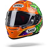 Shoei X-Spirit 3 Power Rush TC8 Casque De Moto Taille XL