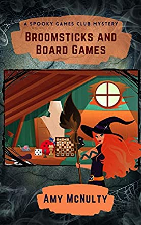 Broomsticks and Board Games