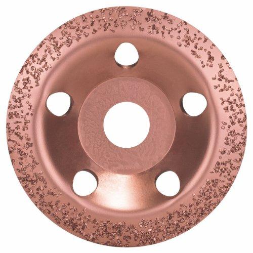 Bosch 2 608 600 179 - Vaso de amolar de metal duro - 115 x 22,23 mm; mittel, schräg (pack de 1)