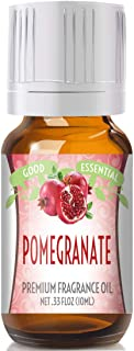 Pomegranate Scented Oil by Good Essential (Premium Grade Fragrance Oil) - Perfect for Aromatherapy, Soaps, Candles, Slime,...
