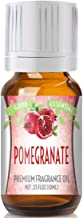 Pomegranate Scented Oil by Good Essential (Premium Grade Fragrance Oil) - Perfect for Aromatherapy, Soaps, Candles, Slime, Lotions, and More!