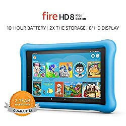 New Fire HD 8 Kids Edition Tablet