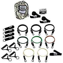 Bodylastics The Combat Ready Warrior Resistance Band