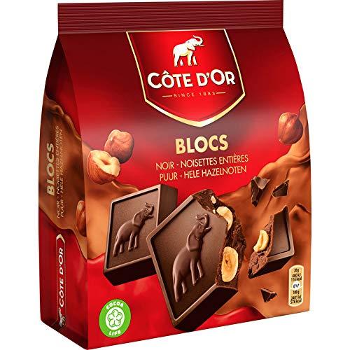 Cote D'or Chocolat Noir Noisettes 0.20 kg