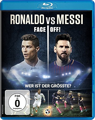 Ronald vs. Messi - Face Off! [Blu-ray]