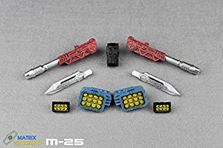 ACFUN TF Matrix Workshop M-25 Upgrade Kit for Siegeserive Deluxe Figure