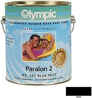 Kelley Technical 297GL Olympic Paralon 2 Chlorinated Rubber Base - Black 297-GL