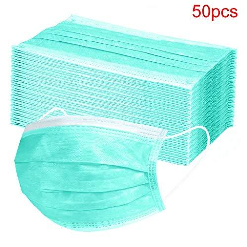 50 x Mundschutz, Staubschutz – aus Vlies (50 Stück N)