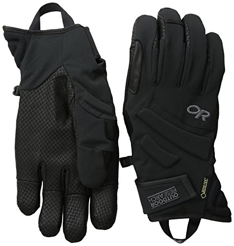 Outdoor Research Project Gloves, Black, Small