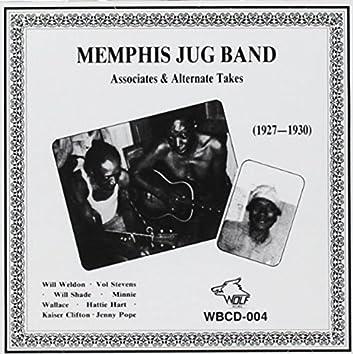 Memphis Jug Band Associates & Alternate Takes