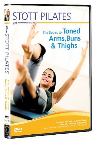 Stott Pilates: The Secret To Toned Arms, Buns And Thighs