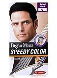 Bigen Speedy - Tinte para el pelo para hombre, color negro natural