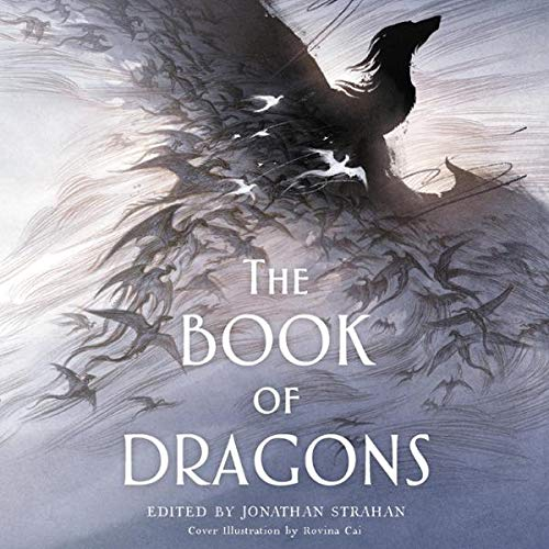 The Book of Dragons audiobook cover art