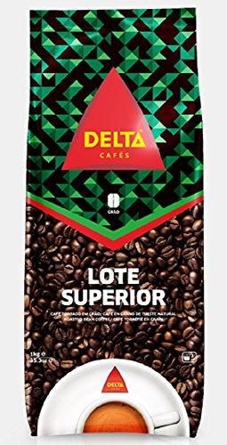 Delta Superior Premium Kaffeebohnen, 1 kg
