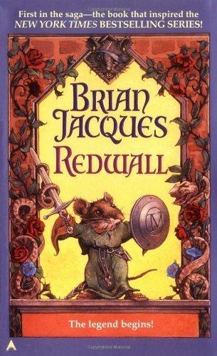 Redwall (Redwall, Book 1) by Jacques, Brian [MassMarket(1998 6 1)]