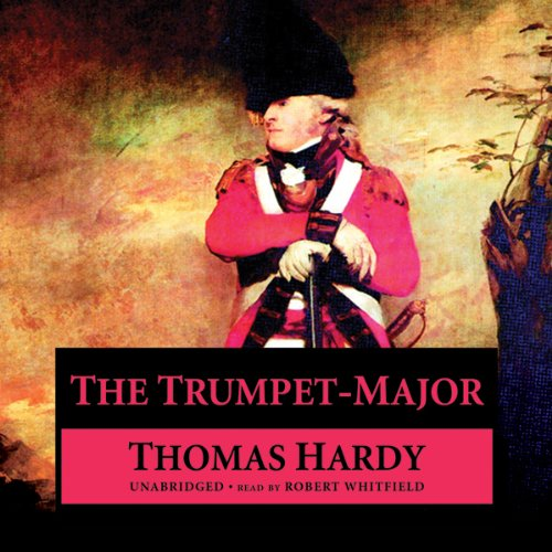 The Trumpet-Major audiobook cover art