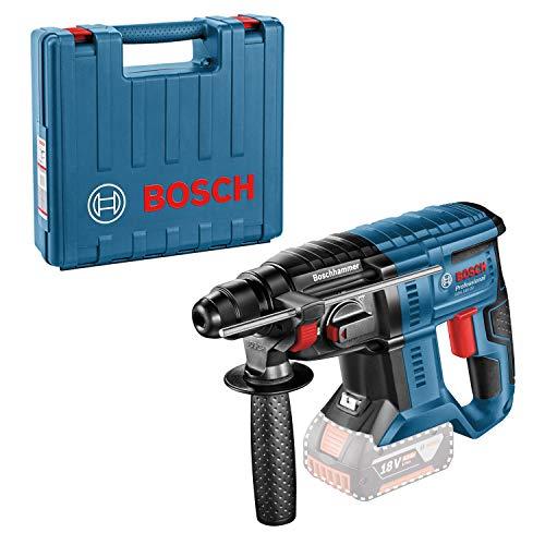 Martillo perforador inalámbrico GBH 18V-20 Solo sin batería ni cargador en maletín