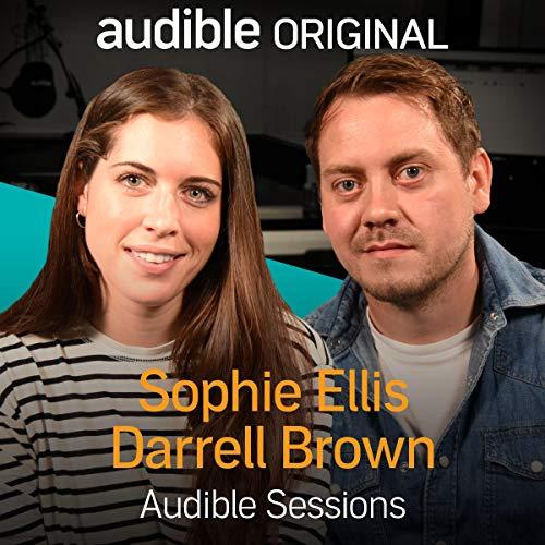 Sophie Ellis and Darrell Brown audiobook cover art